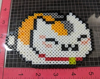 Happy Fat Cat Peler Bead