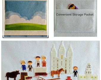 LDS Felt Stories ***SALE PRICE***