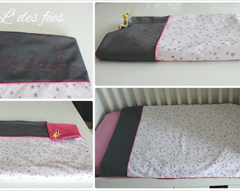 Great personalized baby blanket