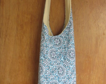 Handmade Purse using Upcycled and Recycled Materials