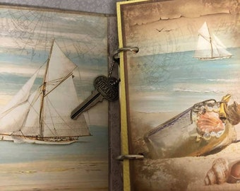 Vintage Altered Journal