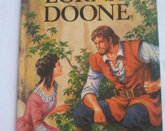 Ladybird Lorna Doone Children's Classics Vintage book 1980s