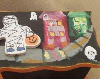 Halloween Treasure Box