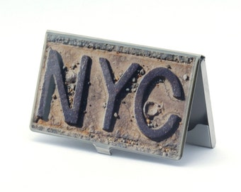 CARD CASE - NYC - Business Card Case - Card Holder
