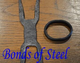 Heretic's Fork BDSM Bonds of Steel Mature Collar Piece