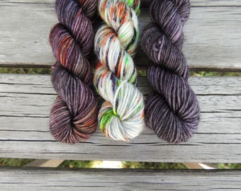 Halloween Mini Skein Set