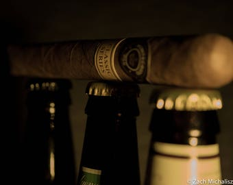 Cigars and Beer