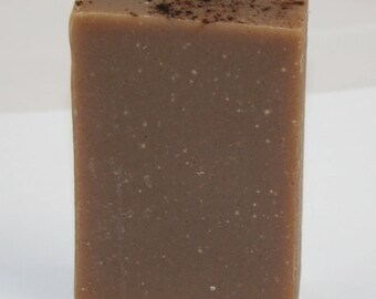 Sandalwood & Vanilla Luxury Natural Soap