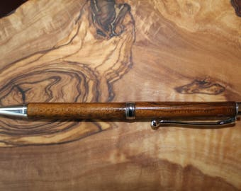 Handmade Bocote Wood Pen