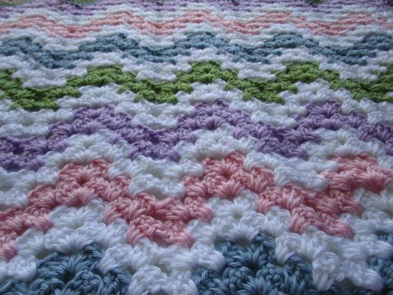 Crochet Pattern Baby Blanket Crochet Blanket Pattern Crochet