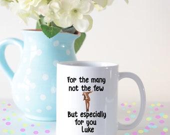 Jeremy corbyn mug, vote labour gift, Corbyn dabbing, personalised corny mug, political gifts, labour party, personalised mug, Corbyn dab