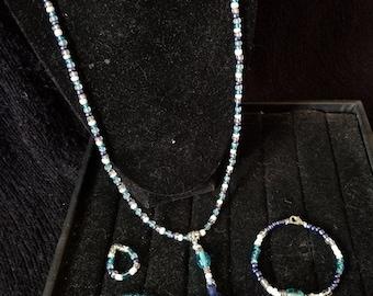 Winter Solstice Jewelry Set