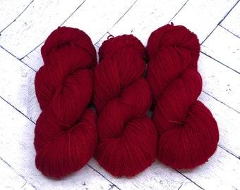 Verruca Salt- Hand-dyed Superwash Sock Yarn