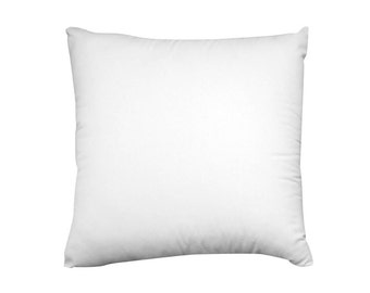 Pillow Cover Insert 18x18 inches