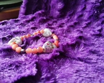 Tangerine Sky Bracelet