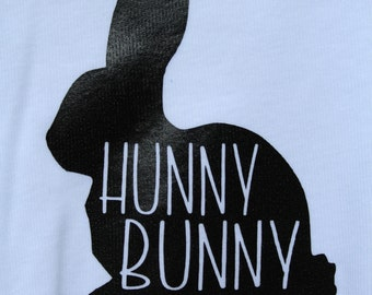 Hunny Bunny raglan/dress/tee/onesie