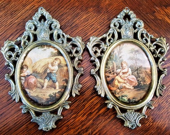 French Baroque Wall Decor