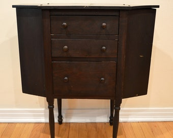 Martha Washington Sewing Cabinet from early 1900's