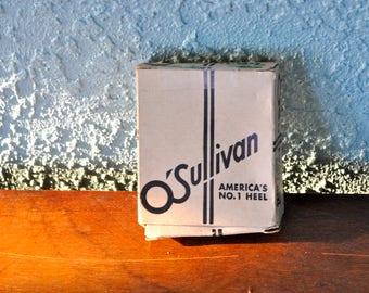 O'Sullivan No.1 Heel, Size 7-8