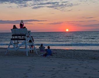 Lavallette Kid Lifeguard Sunrise I