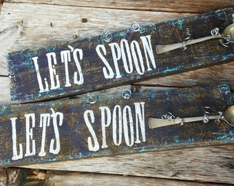 LeT's SpOoN sign
