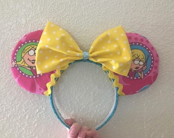 Lizzie McGuire Mouse Ears