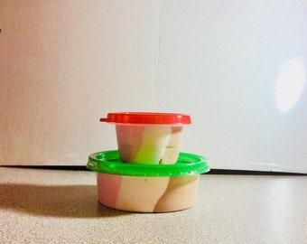 Neapolitan Ice Cream Slime ;) - The Slime Squad