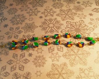 splendid bracelet unique, handmade, stylish, original (multicolor)