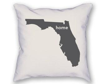 Florida Home Pillow