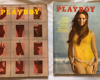 Playboy 1971 June and July