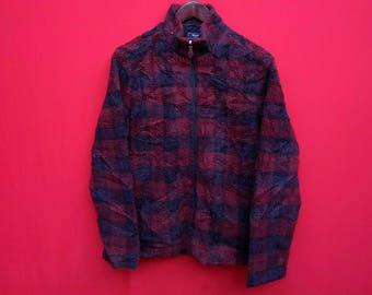 vintage Kent pacthwork jacket large size