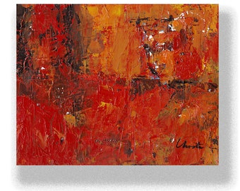 "Abstract Painting. ""Brissenden"""
