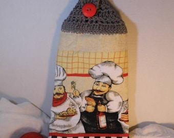 Grandmas' Kitchen Crochet