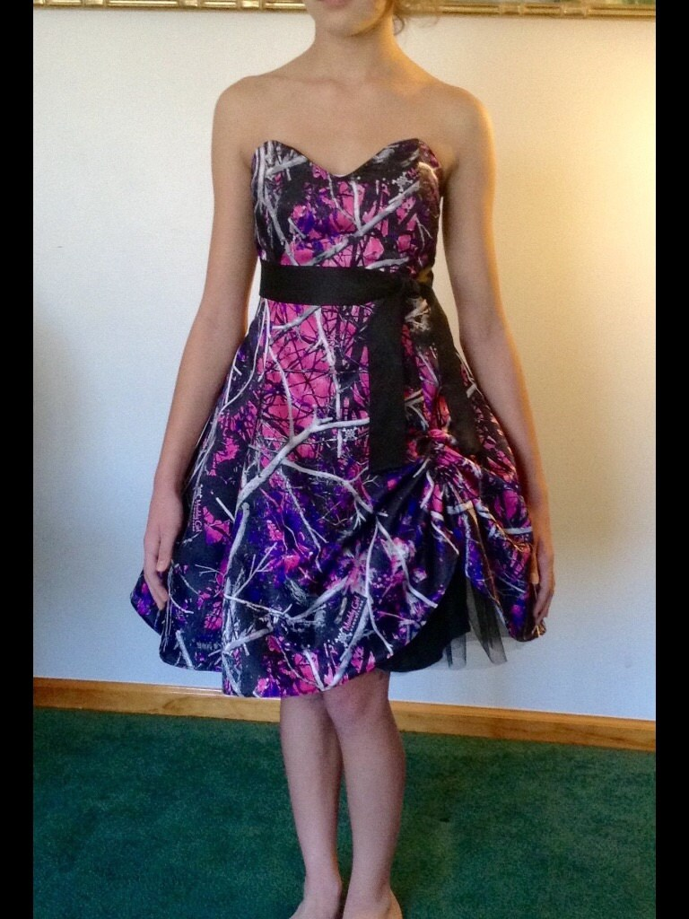 Muddy girl camo dress zoom ombrellifo Choice Image