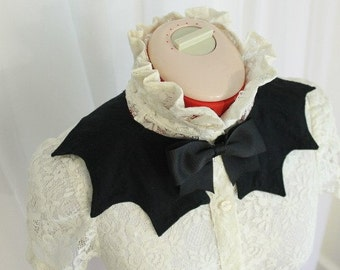 Made to order: Batwing Collar