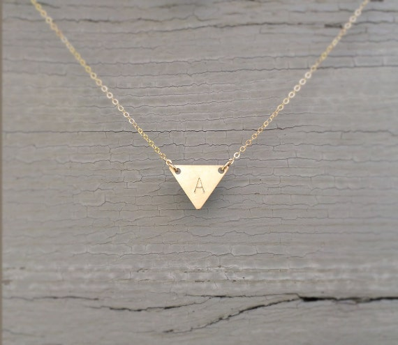 necklace white round triangle charms pendants gold swing pendant diamond