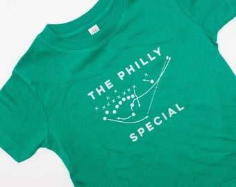 Philly Special shirt, toddler tee, Philly baby