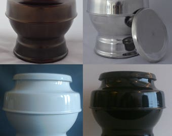 Medium Cremation Urn - Choice of Colours - Engraved/Personalised/Bespoke Unique Ashes Funeral Memorial Casket Child Baby Pet Cat Dog