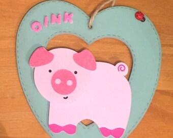 Mr oink