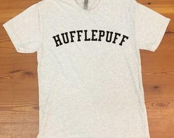 Harry Potter - Hufflepuff Varsity triblend tshirt