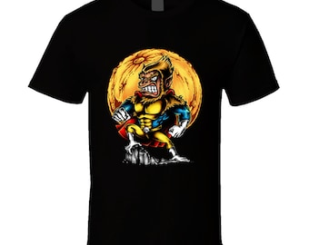 Super Monkey - Files T Shirt