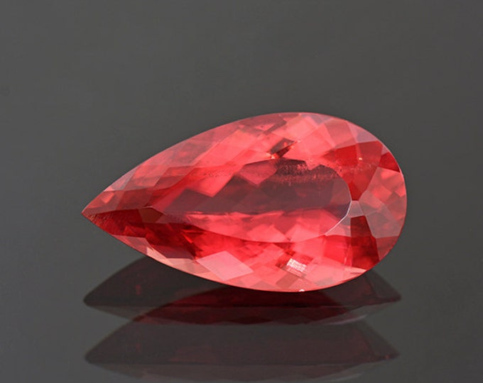 Exceptional Quality Red Rhodochrosite Gemstone from Brazil 15.86 cts