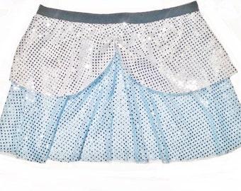 Cinderella Inspired Running Skirt