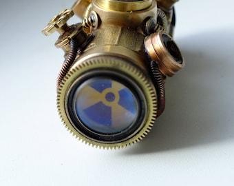 """Steampunk USB Stick, USB Flash Drive """"Fallout"""" USB 3.0"""