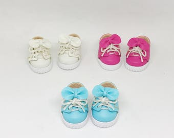 Little Sneaker with Bows for Lati Yellow / Pukifee / Muichan