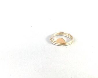 Horizon Stack, Tiny Rings, Stack Rings