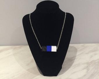 Colour Block Necklace
