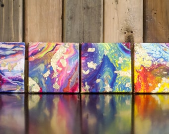 Mini Canvas Set: Prism Series