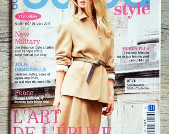 Magazine October 2013 Burda (166)