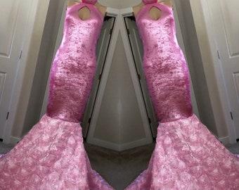 Exclusive Custom Made Prom/Wedding dress